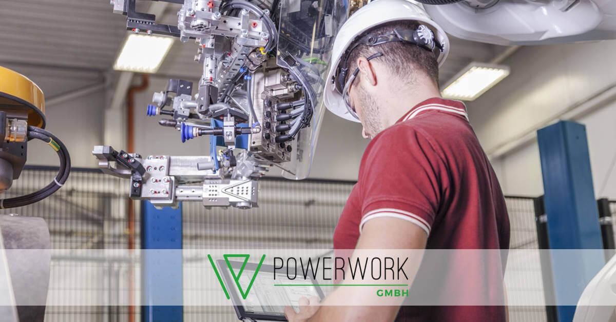 Monteur | Maschinenbau | Powerwork GmbH