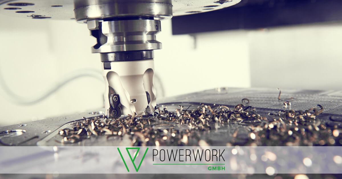 Zerspnaungstechnik | Powerwork GmbH