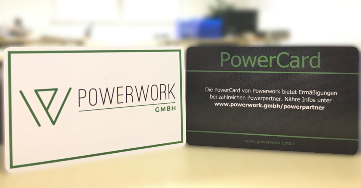 Powerwork | PowerCard
