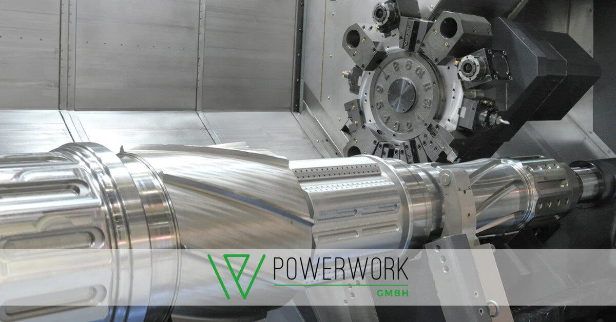 CNC Fräsen ohne Schicht | Powerwork GmbH