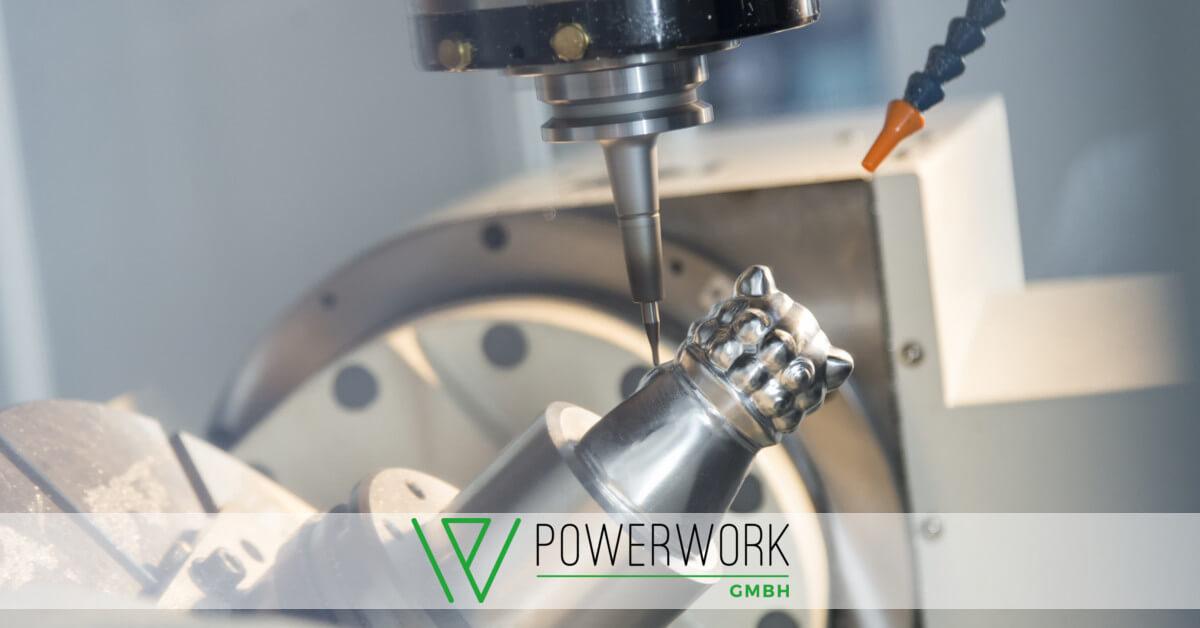 CNC Fräsen bei Powerwork GmbH