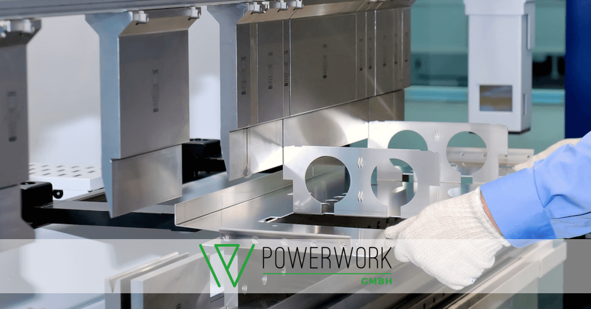 Powerwork-cnc abkanten-Job